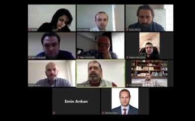 Btso Meslek Komitelerinde 'Dijital Toplantı' Dönemi Başladı