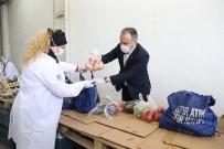 ALINUR AKTAŞ - Büyükşehir'den İhtiyaç Sahiplerine Sebze Desteği