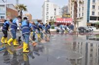 CİZRE BELEDİYESİ - Cizre Belediyesi Korona Virüs Salgınına Karşı Çalışmalarını Arttırdı