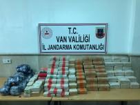 UYUŞTURUCUYLA MÜCADELE - (Düzeltme) Van'da 216 Kilo Uyuşturucu Ele Geçirildi