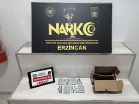 UYUŞTURUCU MADDE - Erzincan'da 938,83 Gram Eroin İle 2,1 Kilogram Metamfetamin Ele Geçirildi