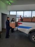 GEBZE BELEDİYESİ - Gebze'de Kaçak Maske Üretenlere Baskın