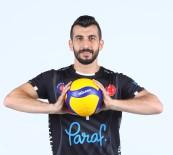 VOLEYBOL TAKIMI - Halkbank Erkek Voleybol Takımı Oyuncusu Volkan Döne Açıklaması 'Halkbank Daha Güçlü Dönecektir'