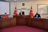 BÜTÇE KOMİSYONU - İl Genel Meclis Üyelerinden Milli Dayanışma Kampanyası'na Destek