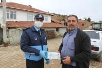 İnönü'de Maskeler Halkın Ayağına Gidiyor