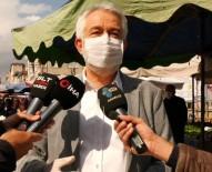FELAKET - Isparta Belediye Başkanı Başdeğirmen'den Toplu Mezar Söylentilerine Sert Tepki