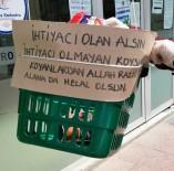 HELAL - Korona Virüse Karşı Yardım Sepeti