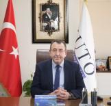 TİCARET ODASI - KUTO Başkanı Akdoğan; 'Üyelerimizin Sorunlarını TOBB'a İletiyoruz'