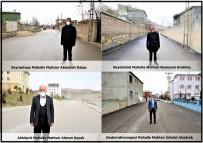 SEYRANTEPE - Mahalle Muhtarlarından Başkan Akman'a Teşekkür