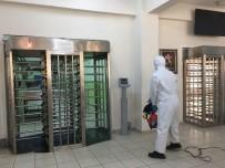 SAĞLIK RAPORU - Maltepe Cezaevi'nde Korona Virüs Önlemleri Sıklaştırıldı