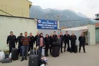 ANADOLU İMAM HATİP LİSESİ - Manisa'daki Ceza İnfaz Kurumlarında Korona Virüs Önlemleri Artırıldı