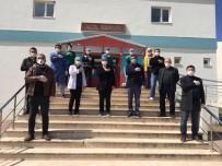 ABDULLAH KÜÇÜK - MHP Osmaneli İlçe Teşkilatından Sağlık Çalışanlarına Yemek İkramı