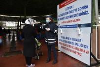 PAZARCI ESNAFI - Pazar Yerlerinde Korona Önlemleri Arttırıldı