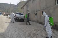 BEYTÜŞŞEBAP - Şırnak'ta Köyler Dezenfekte Ediliyor