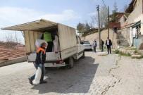 BAHÇELİEVLER - Sungurlu'da İhtiyaç Sahiplerine Yardım