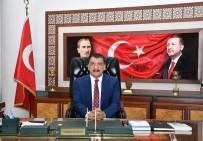SELAHATTIN GÜRKAN - Türk Polis Teşkilatı'nın 175.'İnci Kuruluş Yıl Dönümü