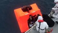 Yunan Sahil Güvenlik'i Can Salı İle Ölüme Terk Etti