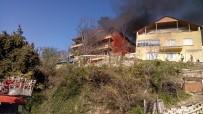 KILIMLI - Zonguldak'ta Yangın Açıklaması 2 Daire Kullanılamaz Hale Geldi