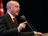 YASAL DÜZENLEME - Cumhurbaşkanı Erdoğan talimatı verdi! 'Salgın sonrasında hazır olsun'