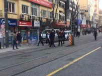 Eskişehir'de Kalabalıklara Bariyerli Önlem