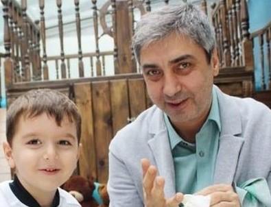 Necati Şaşmaz'ın oğlu Ali Nadir büyüdü!