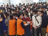 PEKIN - Onbinlerce kişi Vuhan'ı terk etti!