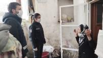 Tunceli'de 80 Yaşındaki Menşure Nine Duasını Eksik Etmiyor