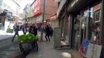 Ağrı'da Zabıta İle Seyyar Satıcılar Arasındaki Kavgada 7 Kişi Yaralandı