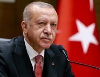 1 MAYıS - Erdoğan'dan 1 Mayıs mesajı