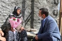 Asırlık Anneden Anneler Günü'nde Cumhurbaşkanı Erdoğan'a Dua
