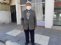 Selendi'de 65 Yaş Ve Üzeri Vatandaşlar Haftalar Sonra Sokağa Çıktı