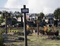 CENAZE - Müslümanlar için mezarlık kalmadı