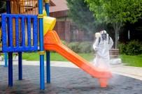 Meram'ın Parkları Çocuklar İçin Hazır