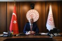 Milletvekili Çelebi'den, Ulaştırma Bakanı Karaalioğlu'na 14 Maddelik Ağrı Talebi