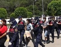JANDARMA KOMUTANLIĞI - Antalya'da büyük operasyon!