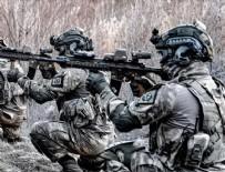 ZEYTIN DALı - Terör örgütü PKK'ya ağır darbe!