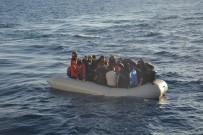 Yunanlıların Ölüme Terk Ettiği 24 Göçmen Kurtarıldı