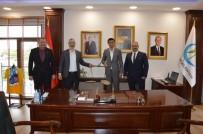 ESMİAD Başkanı Seyhan'dan Çifteler Belediye Başkanı Bıyık'a Ziyaret