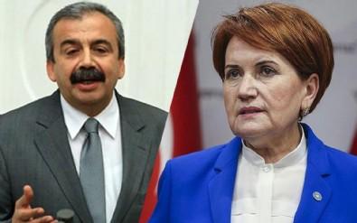 HDP'li Önder'den Akşener'e 'aracı' cevabı gecikmedi