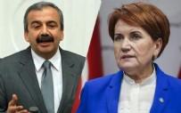 BERABERLIK - HDP'li Önder'den Akşener'e 'aracı' cevabı gecikmedi