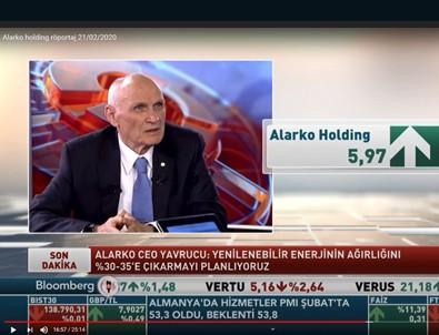 Alarko Holding yatırımcısı isyan etti!