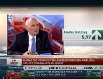GENEL KURUL - Alarko Holding yatırımcısı isyan etti!