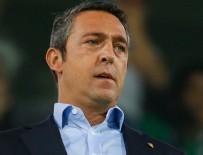 ALI KOÇ - Fenerbahçe'de Ali Koç'tan Obradovic açıklaması