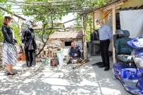 Meram Belediyesi Meclis Üyeleri Engellileri Unutmadı