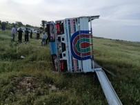 Midyat'ta Trafik Kazası Açıklaması 1 Ölü, 6 Yaralı