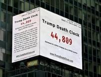 TIMES MEYDANı - Times Meydanı'nda Trump'ın ölüm saati!