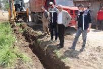 Yenişehir'in Kırsal Mahallelerinde Doğalgaz Çalışmaları Sürüyor
