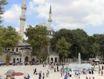 İSKENDER PALA - İstanbul Valiliği'nden Kadir Gecesi için Eyüpsultan'da program