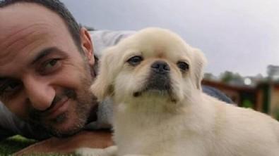 Arkadaşları Ersin Korkut'a yeni köpek aldı!