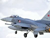 EGE DENIZI - Türk F-16'sı gören Yunan pilot neye uğradığını şaşırdı!